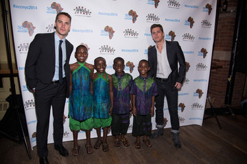 Taylor Kitsch 6th Annual African Children's Choir Changemakers Gala
