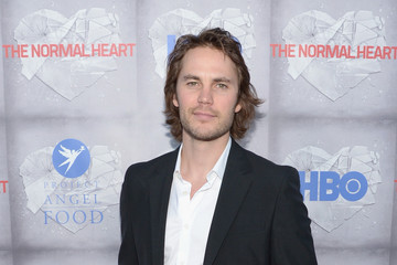 "Taylor Kitsch HBO's ""The Normal Heart"" Premiere - Arrivals"