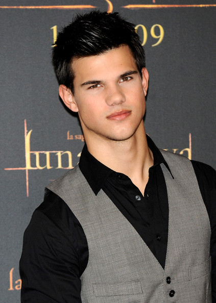 More Angles Of Taylor Lautner Mens Suit Short Hairstyle 2013