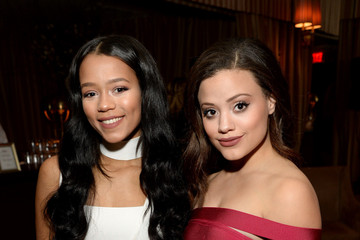 Taylor Russell Bella Thorne Hosts Miss Me And Cosmopolitan's Spring Campaign Launch Event