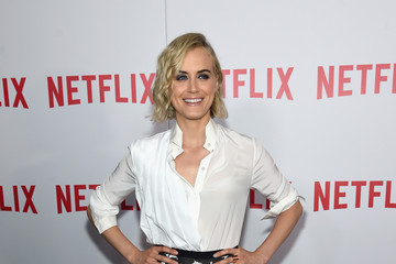 Taylor Schilling Stars Attend the 'Orange Is The New Black' FYC Screening