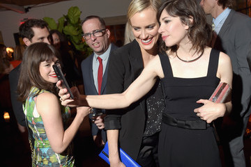 jacobson lesbian personals Bob balaban and abbi jacobson photo courtesy ali goldstein/comedy central wednesday night's broad city continued the show's exploration of sexual role reversals with a rare televised.