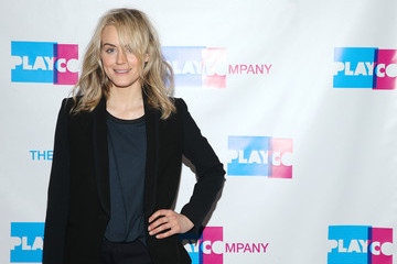 Taylor Schilling Taylor Schilling Hosts 2015 Play Company's Cabaret Gourmet