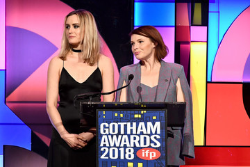 Taylor Schilling IFP's 27th Annual Gotham Independent Film Awards - Awards Show