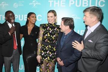 Taylor Schilling 'The Public' New York Premiere