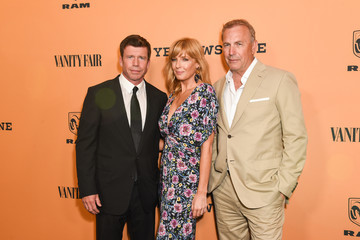 Taylor Sheridan Premiere Of Paramount Pictures' 'Yellowstone' - Arrivals