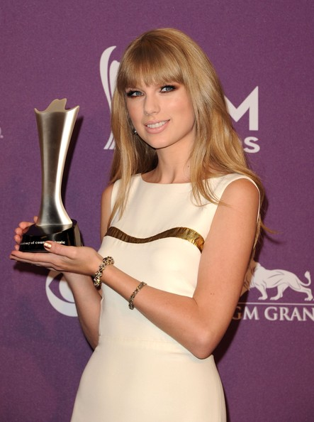 Taylor Swift - 47th Annual Academy Of Country Music Awards - Press Room