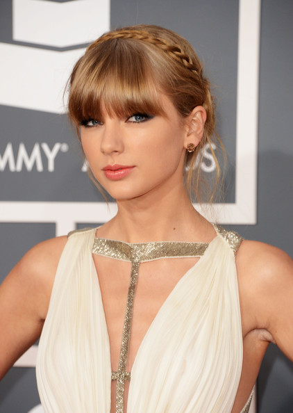 Taylor Swift - The 55th Annual GRAMMY Awards - Arrivals
