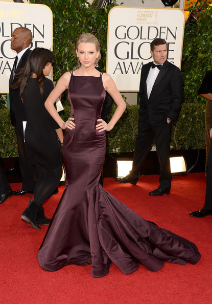 Taylor Swift - 70th Annual Golden Globe Awards - Arrivals