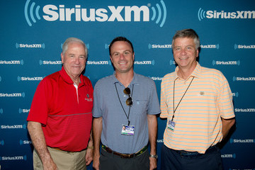 Taylor Zarzour SiriusXM Broadcasts From The Masters 2019 - Day 3