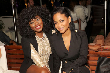 Tayo OtitI Christina Milian Hosts Gran Centenario Tequila Angels on Earth