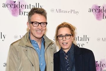 Tea Leoni 'Accidentally Brave' Opening Night