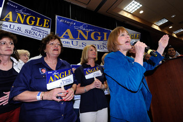 Linda Lee Tea Party Express Candidate Sharron Angle Wins GOP Senate Primary In Nevada
