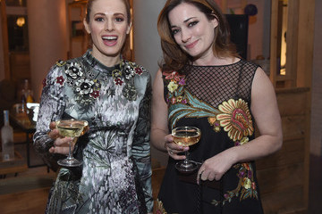 """Teal Wicks Roadside Attractions With The Cinema Society & Belvedere Vodka Host The New York Premiere Of """"Hello, My Name Is Doris"""" - After Party"""