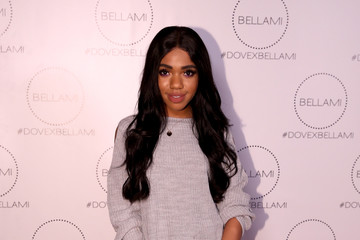 Teala Dunn Dove Cameron and BELLAMI Hair Host a Launch Party for the Dove x BELLAMI Collection - Arrivals