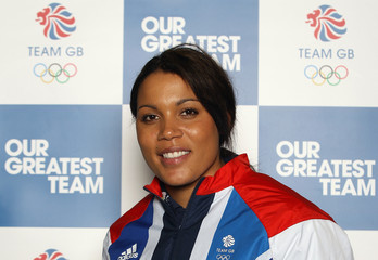 Shanaze Reade Team GB Track Cycling Athletes Announced For London 2012 Olympic Games