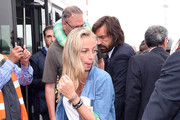 Andrea Pirlo and Valentina Baldini Photos Photo