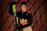 Freestyle skier Joss Christensen poses for a portrait during the Team USA PyeongChang 2018 Winter Olympics portraits on April 25, 2017 in West Hollywood, California.