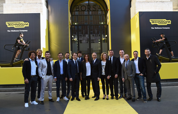 Technogym - The Listing Ceremony