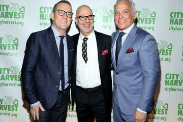 Ted Allen Geoffrey Zakarian City Harvest's 22nd Annual an Evening of Practical Magic