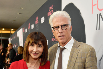 Ted Danson Premiere Of HBO's 'Jane Fonda In Five Acts' - Red Carpet