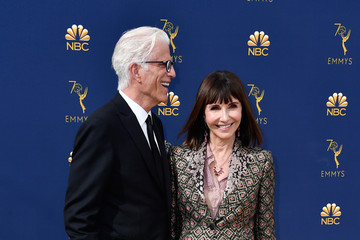 Ted Danson 70th Emmy Awards - Arrivals