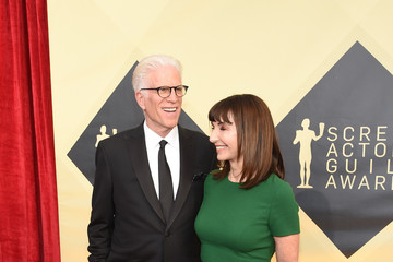 Ted Danson 24th Annual Screen Actors Guild Awards - Red Carpet