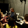 Ted Gibson New York Fashion Week L'Oreal Professionnel Backstage at Carmen Marc Valvo