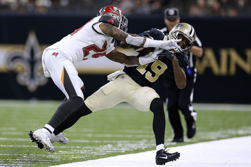 Ted Ginn Tampa Bay Buccaneers vs. New Orleans Saints