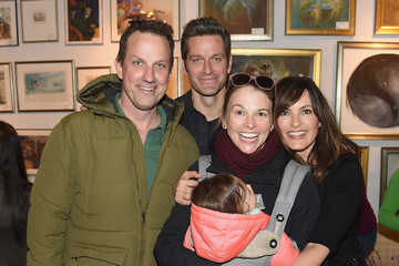 Ted Griffin Peter Hermann Book Launch Party