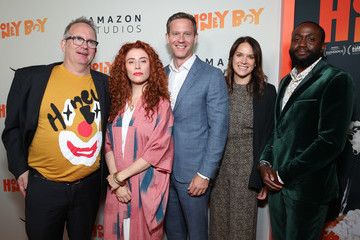 Ted Hope Premiere Of Amazon Studios 'Honey Boy' - Red Carpet