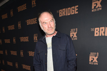 Ted Levine 'The Bridge' Premieres in West Hollywood — Part 2