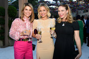 Candace Cameron-Bure, Andrea Barber and Lori Laughlin attend Ted Sarandos' 2018 Annual Netflix Emmy Nominee Toast on September 15, 2018 in Los Angeles, California.