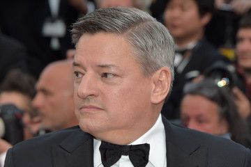 Ted Sarandos 'The Meyerowitz Stories' Red Carpet Arrivals - The 70th Annual Cannes Film Festival
