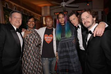Ted Sarandos Nicole Avant Netflix Hosts the SAG After Party at the Sunset Tower Hotel