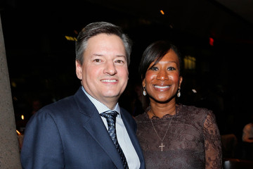 """Ted Sarandos Nicole Avant Netflix's """"House Of Cards"""" New York Premiere - After Party"""