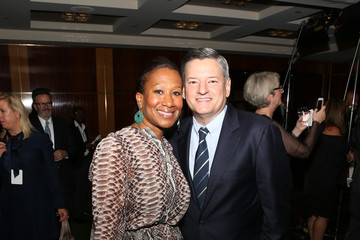 Ted Sarandos Nicole Avant 2018 GOOD+ Foundation 'An Evening of Comedy + Music' Benefit Presented By Samsung Electronics America - Arrivals & Cocktail Reception