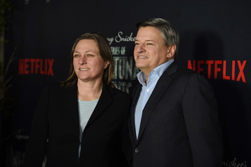 Ted Sarandos 'Lemony Snicket's A Series of Unfortunate Events' Screening