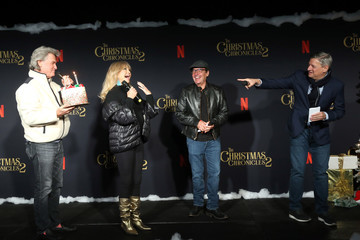 "Ted Sarandos Netflix's ""The Christmas Chronicles: Part Two"" Drive-In Event"