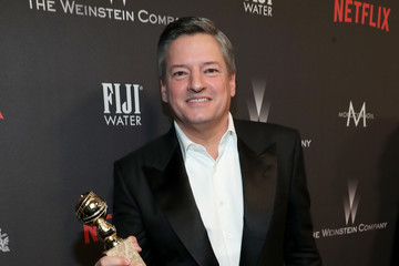 Ted Sarandos The Weinstein Company and Netflix Golden Globes Party Presented With FIJI Water