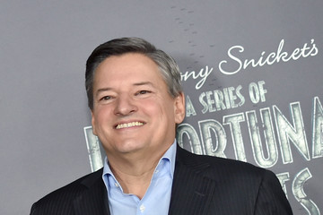 "Ted Sarandos An Alternative View of 'Lemony Snicket's A Series of Unfortunate Events"" Screening"