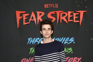 Ted Sutherland FEAR STREET Part 3: 1666 - Los Angeles Premiere