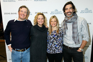 Teddy Grennan 2016 Sun Valley Film Festival - Coffee Talk with Amy Smart and Carter Oosterhouse