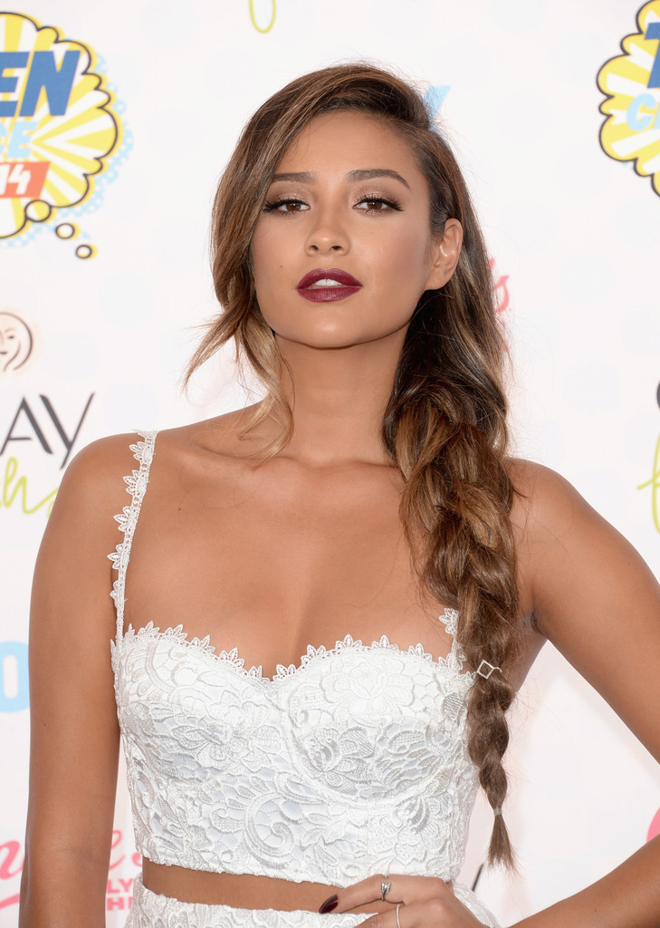 Hot Hair Alert: The Chunky, Messy Braid - Hair Trend Report - Livingly