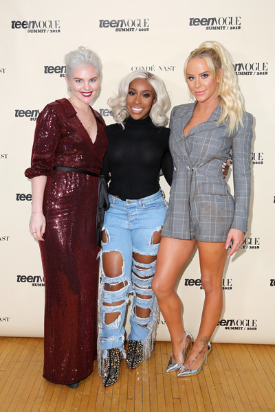 The Teen Vogue Summit Los Angeles 2018 - Arrivals