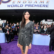 Tehmina Sunny Los Angeles World Premiere Of Marvel Studios' 'Avengers: Endgame'