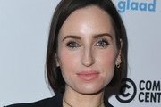Zoe Lister-Jones attends the Telethon For America at YouTube Space LA on November 5, 2018 in Los Angeles, California.