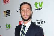 Pablo Schreiber arrives at the Television Industry Advocacy Awards benefitting The Creative Coalition hosted by TV Guide Magazine and TVInsider with support from Maestro Dobel Tequila, produced by AMPitLIVE at Sunset Tower Hotel on September 18, 2015 in West Hollywood, California.