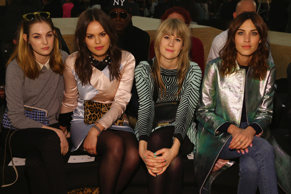 Marc By Marc Jacobs - Front Row - Mercedes-Benz Fashion Week Fall 2014