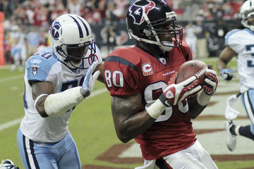 Nick Harper Tennessee Titans v Houston Texans